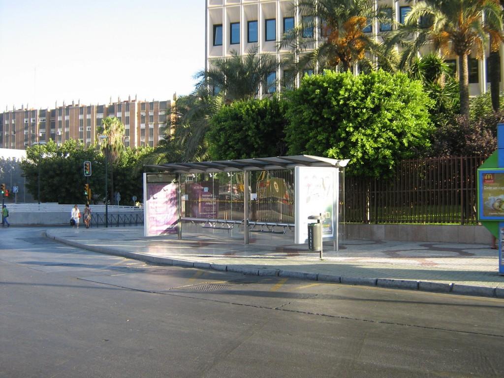 ANULADA Avenida Dde Andalucía-Hacienda (Código 305)