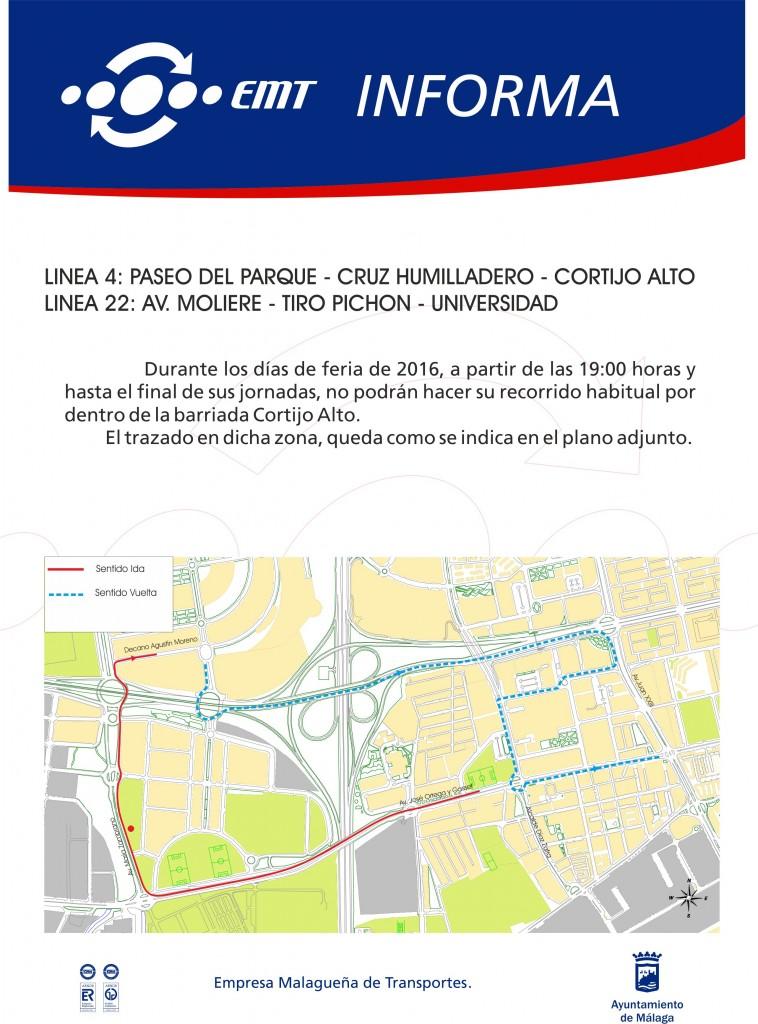 Aviso Feria L4, 22 12-08-16